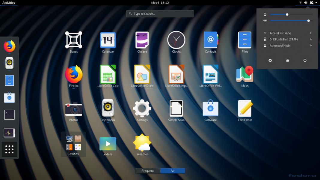 GNOME Shell 3
