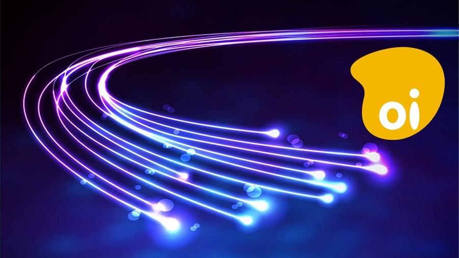 Internet fibra da Oi
