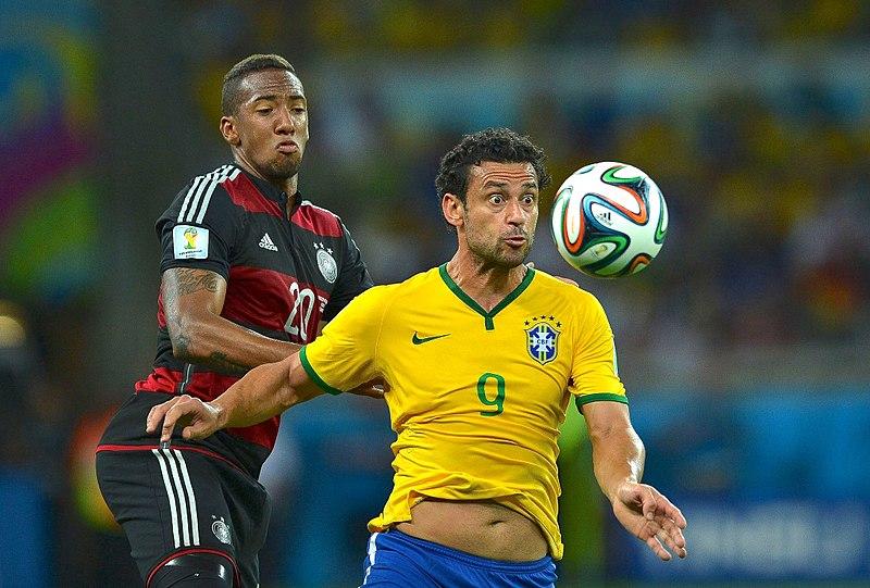 Artilheiro brasileiro
